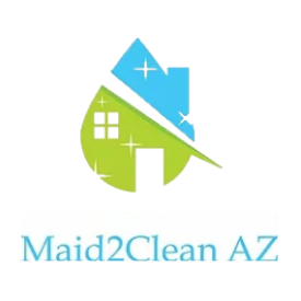 Business logo for Dyani McAlexander at Maid2Clean AZ