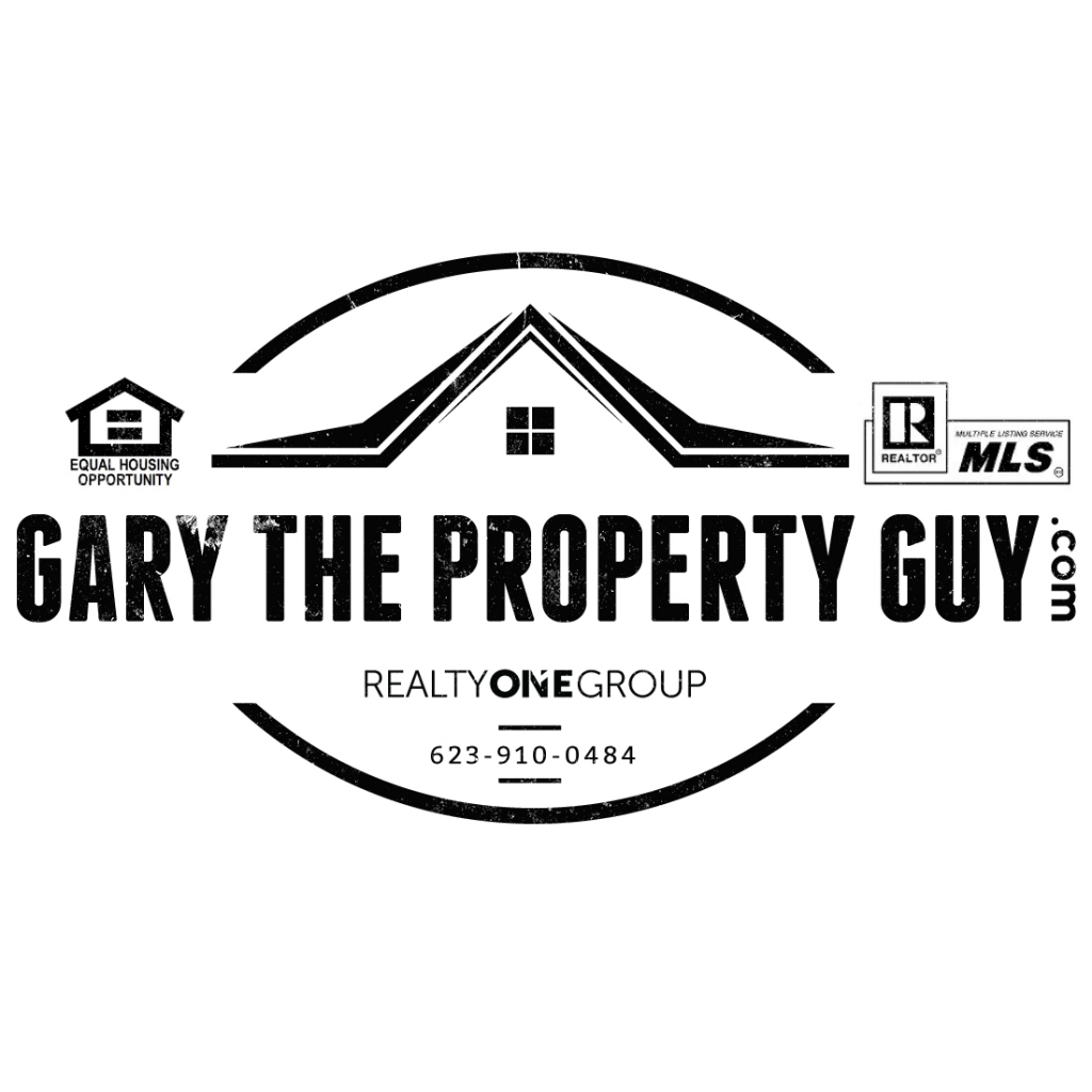 Business logo for Gary The Property Guy .com